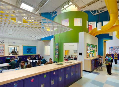Floor And Decor Arlington Designed By Hmfh Architects Three Innovative Elementary