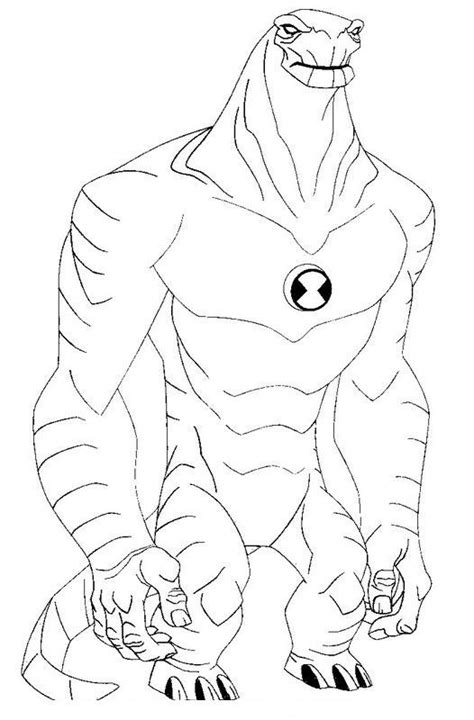 Ben 10 Alien Force Coloring Pages Fantasy Coloring Pages Ben Ten Coloring Pages