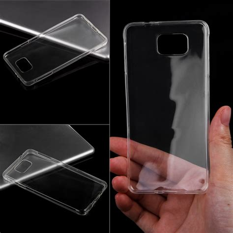 clear silicone cover tempered glass screen protector for mobile phones