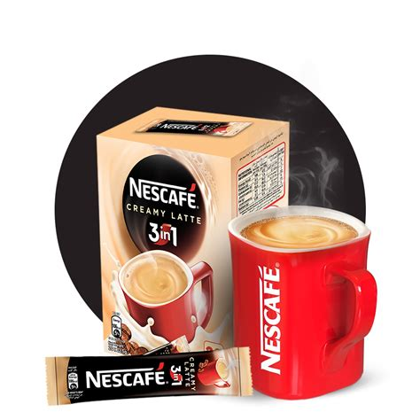 Nescafe Coffee nescaf 201 174 my cup 174 3in1 latte coffee mix nescaf 201