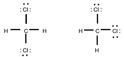 lewis diagram for ch3cl methyl chloride lewis structure www pixshark