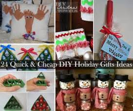 24 quick and cheap diy christmas gifts ideas diy craft