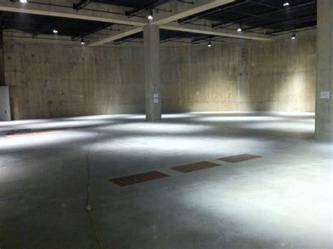 Natural Power Float Concrete Floors, Tate Modern Oil Tanks