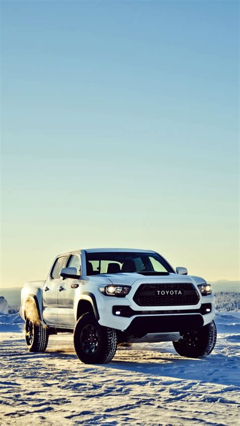 wallpaper toyota tacoma trd chicago auto show