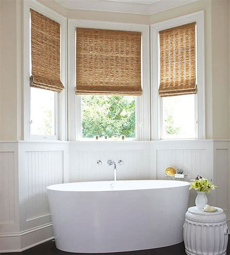 Window Treatments For Bathroom Window In Shower 20 Designs For Bathroom Window Treatment House Decorators Collection