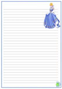 Cinderella Writing Paper Dinokids Org » Simple Home Design