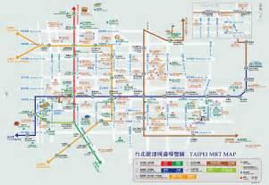 Taipei Metro Map by Taipei Metro Map 2014 Images