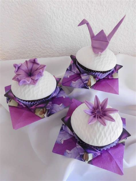 origami cupcake origami cupcakes cakecentral