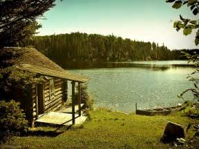 cabin by the lake pictures photos and images for
