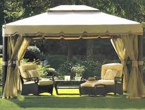 patio canopies and gazebos 10 x 10 gazebo how to choose one effectively homes and