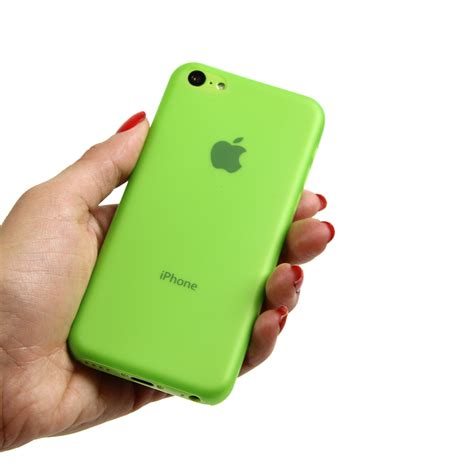 Green Iphone All Hp iphone 5c green peel touch of modern