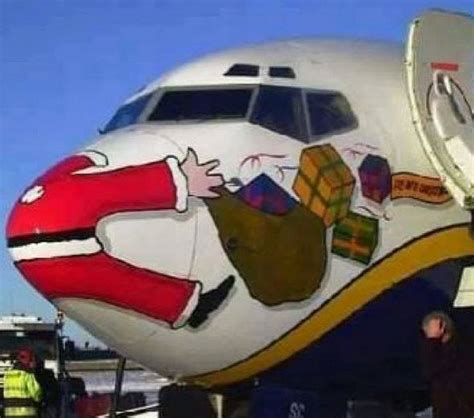 christmas airplane jokes santa crash pictures quotes memes images jokes photos