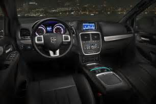 inside the dodge grand caravan the official of dodge