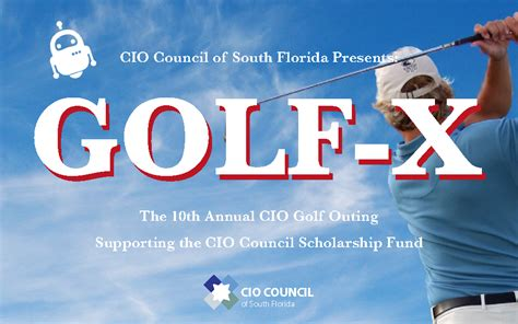 updates available golf x the 10th annual cio golf