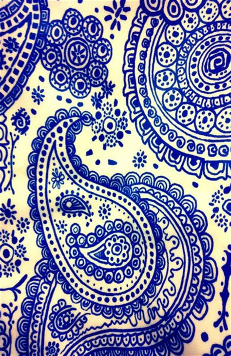 paisley pattern iphone wallpaper paisley art print by jordan virden paisley blue and