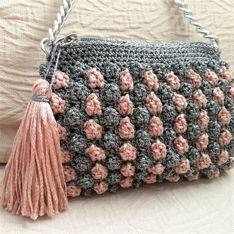 Dompet Rajut Dompet Rajut Crochet Wallet Crochet Purse Pola Dompet