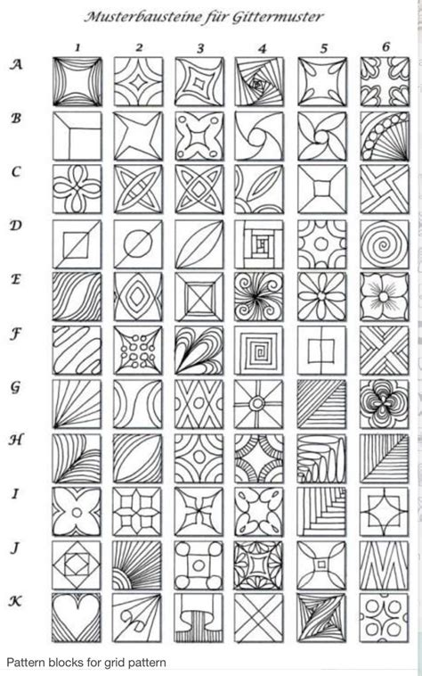 drawing with pattern blocks 85 best black white art images on pinterest drawing