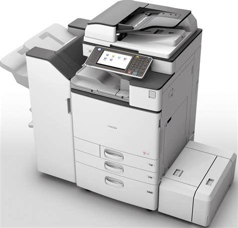 color copiers ricoh aficio mp c3003 multifunction color copier copyfaxes