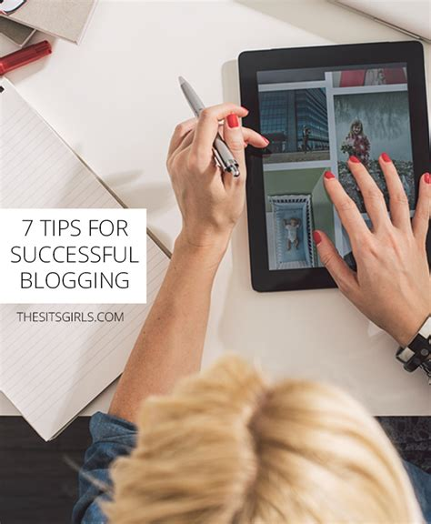 7 excellent tips for successful launch of your first home 7 tips for successful blogging