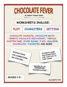 chocolate fever book report find out what happens when henry comes with chocolate