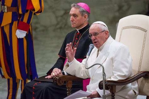 papa francesco santa sede papa francesco e gli auguri di natale ai cardinali e ai