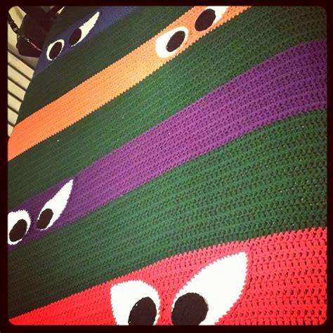 crochet pattern ninja turtle blanket 17 best images about crochet on pinterest hats baby