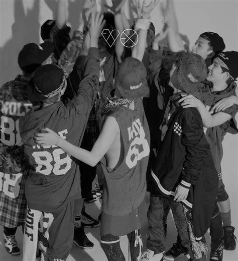gambar wallpaper exo bergerak gambar dan profil exo wolf