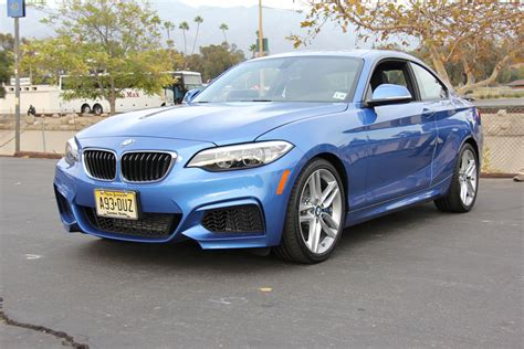 2015 bmw 228i budget car with class feature