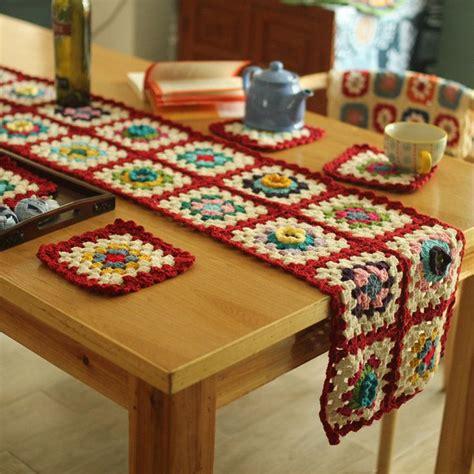 table runner size for 8 table best 25 crochet table runner ideas on crochet
