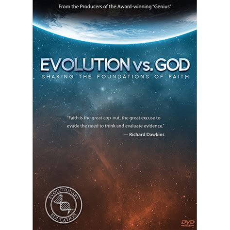 ray comfort god vs evolution evolution vs god shaking the foundations of faith dvd