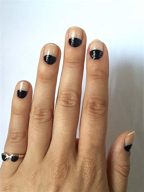 Painted Fingernail Designs by Diy Painted Cat Nails Design Sponge