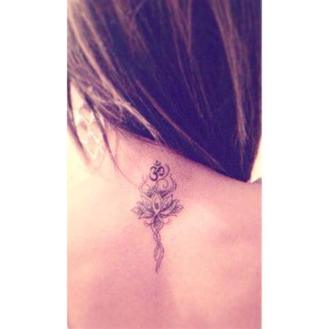 aum tattoo aum