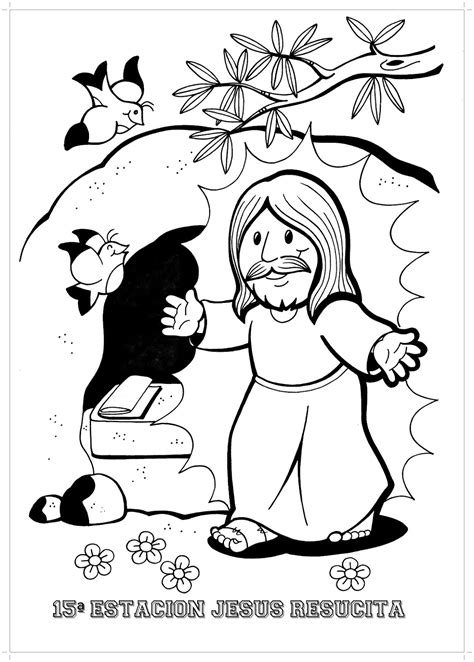 imagenes de jesucristo resucitado para dibujar junta diocesana de catequesis ober 225 dibujos del