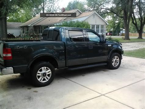 2004 ford f 150 lariat extended cab 4 door 5 4l