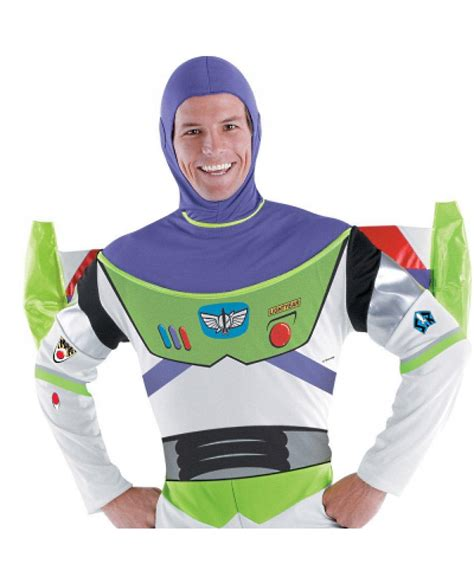 Kostum Buzz A Light Year B deluxe buzz lightyear story costume