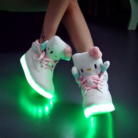 light up shuffle shoes 2015 new fashion usb charging lights led boots lovely led