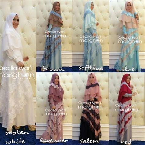 Syari Ready abitistyle dot muslim fashion ready cecilia syar i by