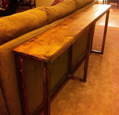 bar table behind couch 25 best ideas about bar behind couch on pinterest table