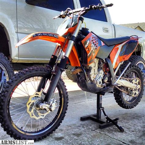 Ktm Trail Bike For Sale Armslist For Sale 2009 Ktm 450 Dirt Bike Has Autoclutch