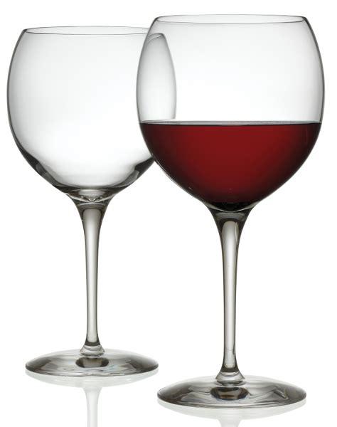 bicchieri neri vetro set 2 bicchieri per vini bianchi in vetro cristallino alessi