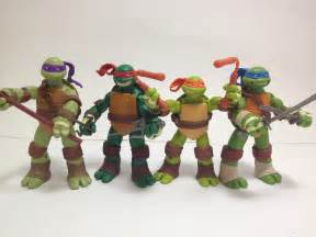 Are the best teenage mutant ninja turtle action figures ever made