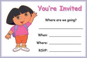 40th Birthday Ideas: Birthday Invitation Templates Dora