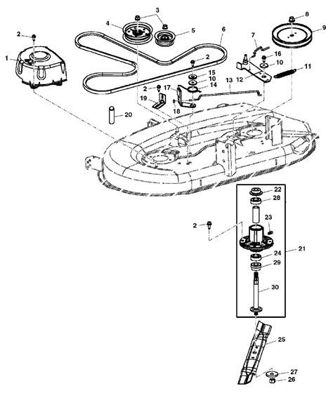 deere la105 parts diagram appealing deere 14sb parts diagram images best