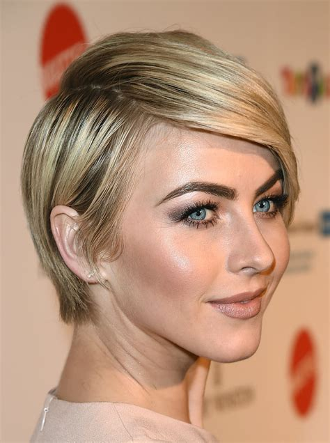 how does julienne hough style her hair long beards with short haircut pictures long hairstyles