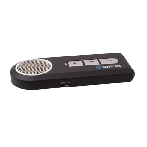 Bluetooth Speakerphone buy wholesale car bluetooth speakerphone gzcl005 from