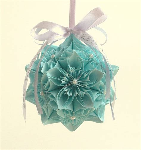 Origami Anniversary - 10 images about origami kusudama on