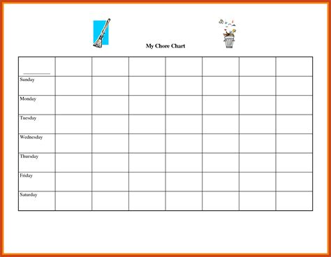 printable templates nice free blank chart templates ideas resume ideas