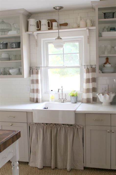 curtains for kitchen cabinets 304 best conserve w cabinet curtains images on pinterest