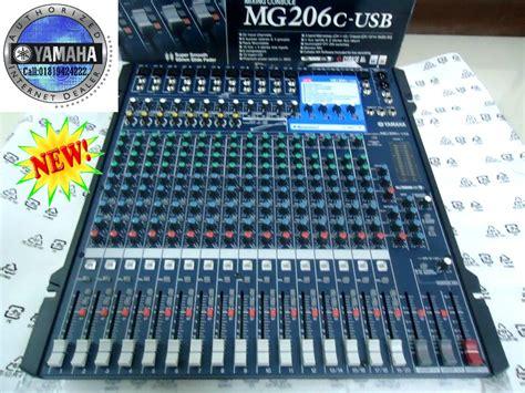 Mixer Yamaha Mg206c Usb yamaha mg206c usb mixer car interior design