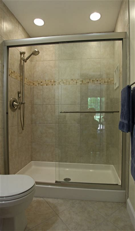 shower in bath ideas small bathroom ideas traditional bathroom dc metro